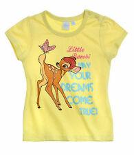 Disney Baby-Tops, - T-Shirts & -Blusen für Mädchen mit Zeichentrick/Spaßmotiv