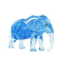 DIY 3D Puzzle Crystal DIY Toy Model Decoration Gift for Children - Elephant M2G8