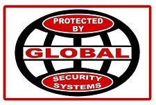 Global Security Systems - Security Sign- #Ps-409