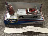 James Bond 007 Corgi Aston Martin Car 94060 With Box 1:36 *read Description*