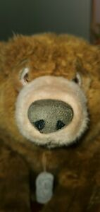 "Kenai 12"" Plush Stuffed With Necklace Disney Store Exclusive - Brother Bear"