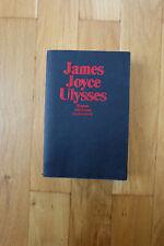 Ulysses von James Joyce (Taschenbuch),Roman,Klassiker,Dublin,Irland,Literatur,GB