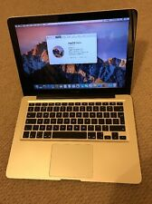 "Apple MacBook Pro 2012 13"" 2.5ghz i5 4gb Ram 500gb HD In Good Condition"