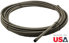 """1/2"""" x 100' Replacement Drain Cable Snake w/ Aircraft Wire Core (51100SLT)"""