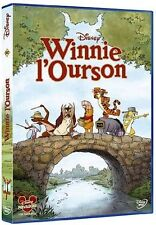 "DVD ""Winnie l'ourson le film"" Disney losange n  102  NEUF SOUS BLISTER"