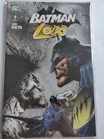 Batman/Lobo #1(DC 2007) Deadly Serious Limited Series. Sam Keith Prestige Format