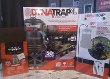 "NEW DYNATRAP XL 1-ACRE INSECT TRAP DT2000XLP with 42"" SHEPHERD'S HOOK HANGER"