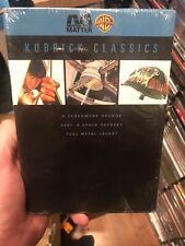 Kubrick Classics (DVD, 2008, 3-Disc Set, Box Set)