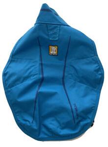 Ruffwear Sun Shower Dog Raincoat Blue Dusk Size XXS