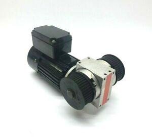 Bosch Conveyor Drive, Bodine 34Y6BFPP 1400 RPM Motor w/ 3842503063 Gear Reducer