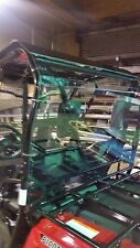 """Honda Pioneer 500 Clear Rear Windshield Panel. A Full 1/4"""" THICK!!!"""