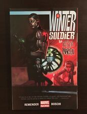 Winter Soldier Bitter March 1 2 3 4 5 Marvel NOW TPB TP Paperback softcover