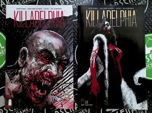 Killadelphia #12 2021 Image Comics McFarlane Variant + 2nd Printing Low Print