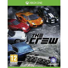 The Crew (Microsoft Xbox One, 2014) - MINT - 1st Class Delivery