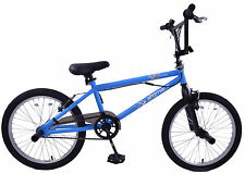 "Ammaco Freestyler 20"" Wheel Kids BMX Bike 360 Gyro"