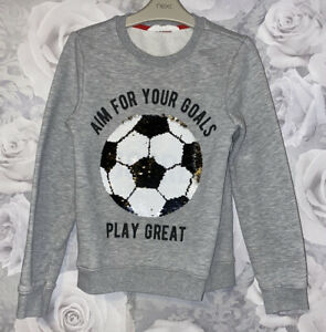 Boys Age 8-10 Years - H&M Sweater Top