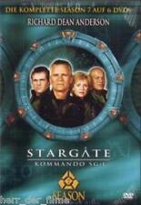 STARGATE SG-1 SEASON 7  Box-Set (6 DVDs) NEU+OVP OHNE FSK-Logo!