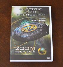 Electric Light Orchestra - Zoom Tour Live ELO (DVD, 2001) PAL DVD FOR EU/UK