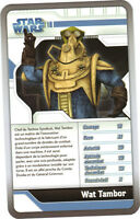 Star Wars - Top Trumps - The Clone Wat Tambor
