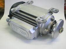MOTORE MONOFASE 2,2 kW 230 Volt BASSO INGOMBRO RIBASSATO o TAGLIERINA BANCO SEGA