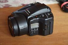 Chinon GS9 analoge Kleinbildkamera Bridgekamera MIT Film