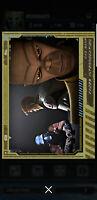 Topps Star Wars Card Trader Clone Wars Box GOLD Cad Bane Faces Interrogation