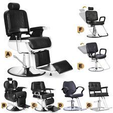 All Purpose Hydraulic Classic Barber Chair Salon Beauty Spa Shampoo Hair Stylin