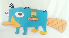 Disney Store Phineas & Ferb Perry the Platypus Magnetic Room Board RARE