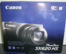 CANON POWERSHOT SX620 HS 20.2MP DIGITAL CAMERA (BLACK) low price!  exped. ship!