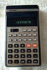 CASIO  FX-31 VINTAGE  Calculadora científica Año / year 1978 Vintage Calculator