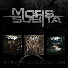 MORS SUBITA - HUMAN WASTE COLLECTION  3 CD NEW+
