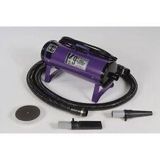 K-9 II Dog Blower-Dryer, 110 VOLT, 2 Speeds, 2 Temperatures, Purple