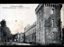 RIOM-es-MONTAGNE (15) CHATEAU de ST-ANGEAU