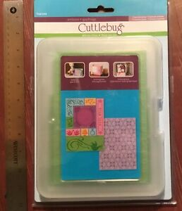 """CUTTLEBUG """"ALL IN ONE"""" TRUE LOVE  PLATES 2000284 NEW IN PACKAGE"""