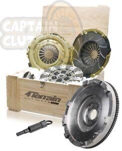 HEAVY DUTY 4Terrain Clutch Kit Flywheel HILUX KUN26/R 3.0 1KD-FTV Turbo 07/08-ON