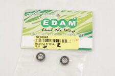 Edam SF00045 Cojinetes 5x13x4mm (2) Rodamiento modelado