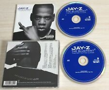VERSION 2 CD ALBUM JAY-Z THE BLUEPRINT 2 THE GIFT & THE CURSE 25 TITRES 2002