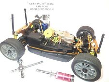 S Y Racing 1/8 4WD Nitro Powered Ready to Run Buggy PRO Version