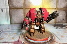 Minotaurs Leviathan Dreadnought painted pack Warhammer 40k