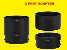 ADAPTER TUBE> FUJI S4000 S4050 S4080 S4200 S4250 S4300 S4400 S4500 S4530 HD 72mm