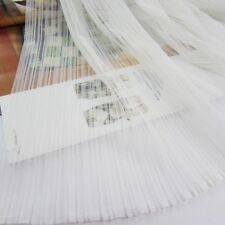 """Lace Fabric Pink Fold Ruffled Tulle Wedding Fabric 61"""" width 1 Meters"""