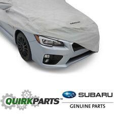 2008-2014 Subaru Impreza WRX Car Cover Wagon Hatchback Models OEM NEW M001SFG800