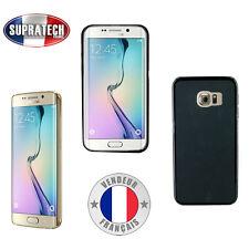 Coque Housse Silicone Noir Souple pour Samsung Galaxy S6 Edge G925