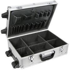 Strong Durable Aluminium Trolley Flight Case Camera Music Equipment Tool Storage