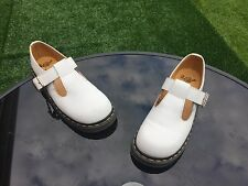 Vintage Dr Martens 5027 white polley sandals mary jane UK 5  EU 38