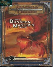 DUNGEONS & DRAGONS - Deluxe Dungeon Master's Screen *RPG*