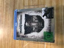 Transformers Trilogie Trilogy Lenticular German Blu-ray Steelbook RARE