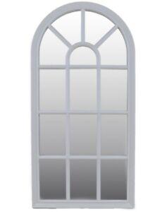 69CM WINDOW STYLE MIRROR LIVING ROOM DECORATION HALLWAY HOME PANEL WALL GLASS
