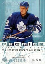 2003-04 UD Premier Collection #66 Kyle Wellwood
