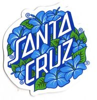 Santa Cruz Skateboard / Surf Sticker - surfing skating sk8 skate skate snow surf